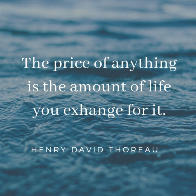 Quote Henry David Thoreau